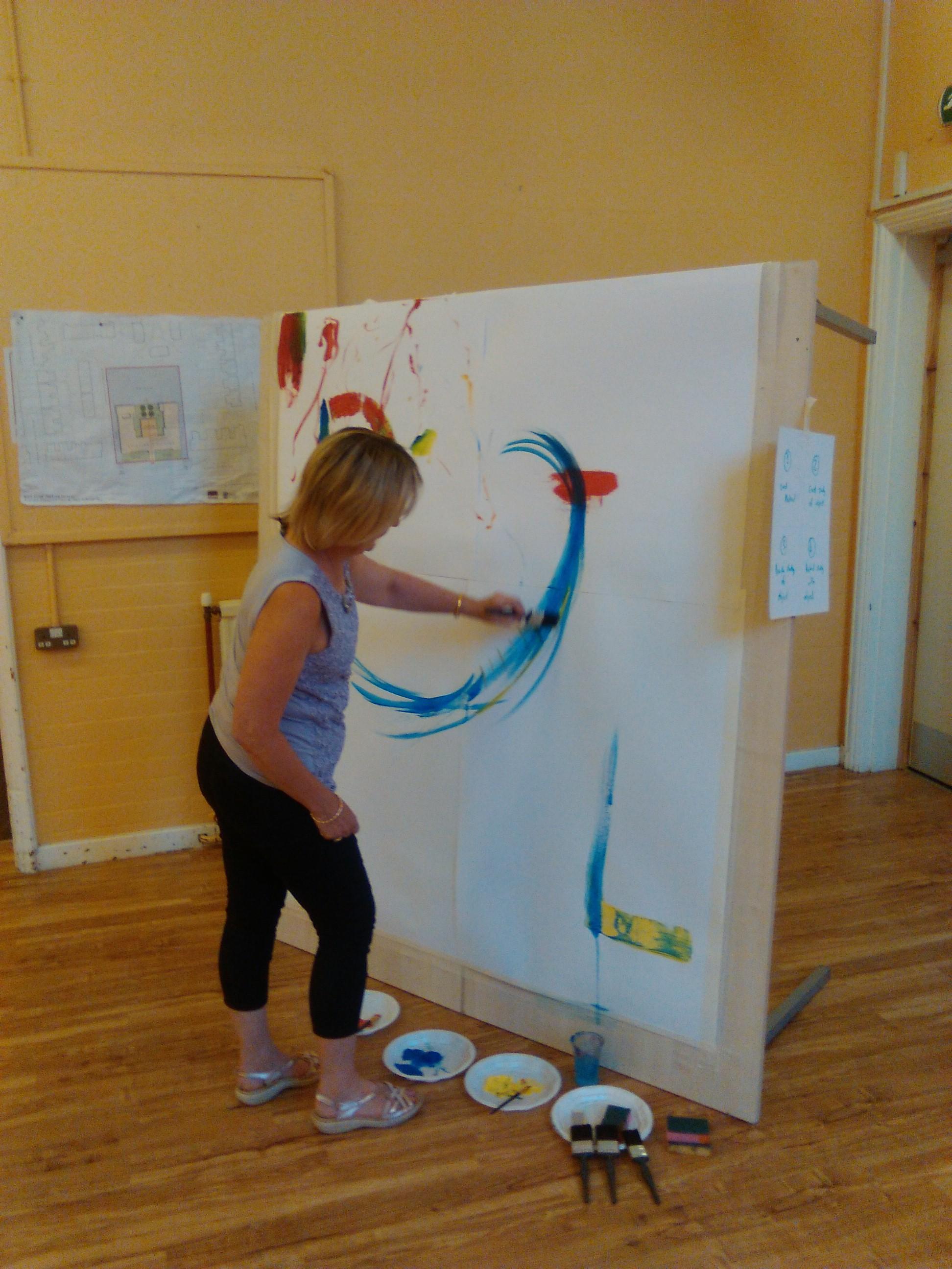 Painting (daytime)