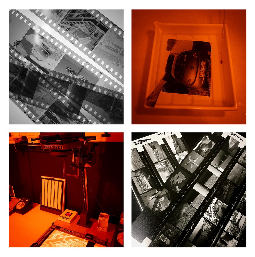 A Day in The Darkroom